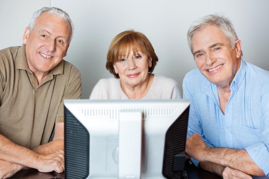 Nuernberger Nachhilfe Südstadt PC Kurse Senioren